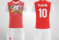 Jersey Futsal 15