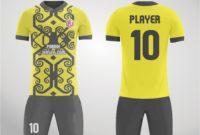 Jersey Futsal Batik 05