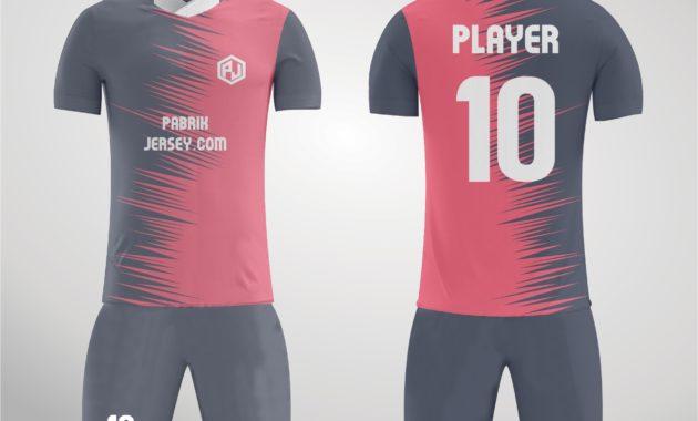 Desain Jersey Futsal Terbaru