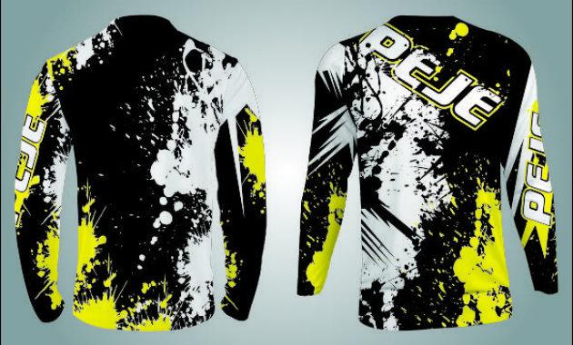 Jersey Motocross Custom