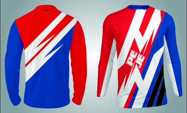 Bikin Jersey Motocross