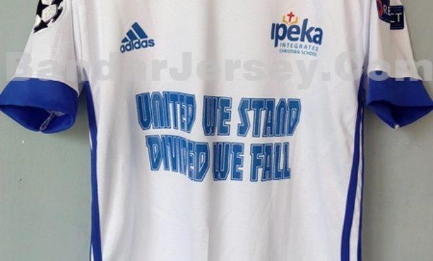 Kaos Futsal Sekolah