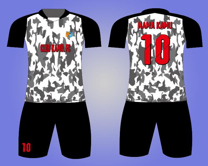 Jersey Futsal Custom Printing