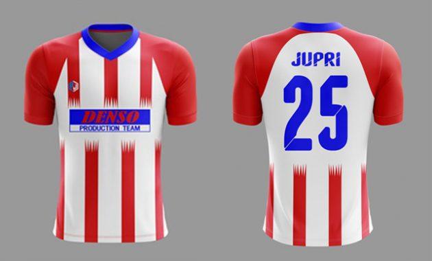 Desain Jersey bola Pilihan