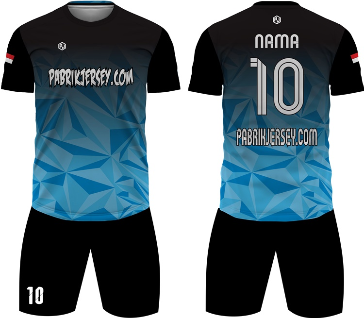 desain baju futsal printing