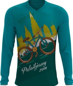 Desain Jersey Sepeda 1