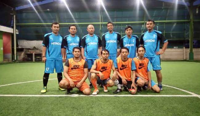 Kaos Futsal Hitachi