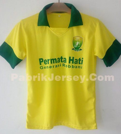 Kaos Futsal Berkerah